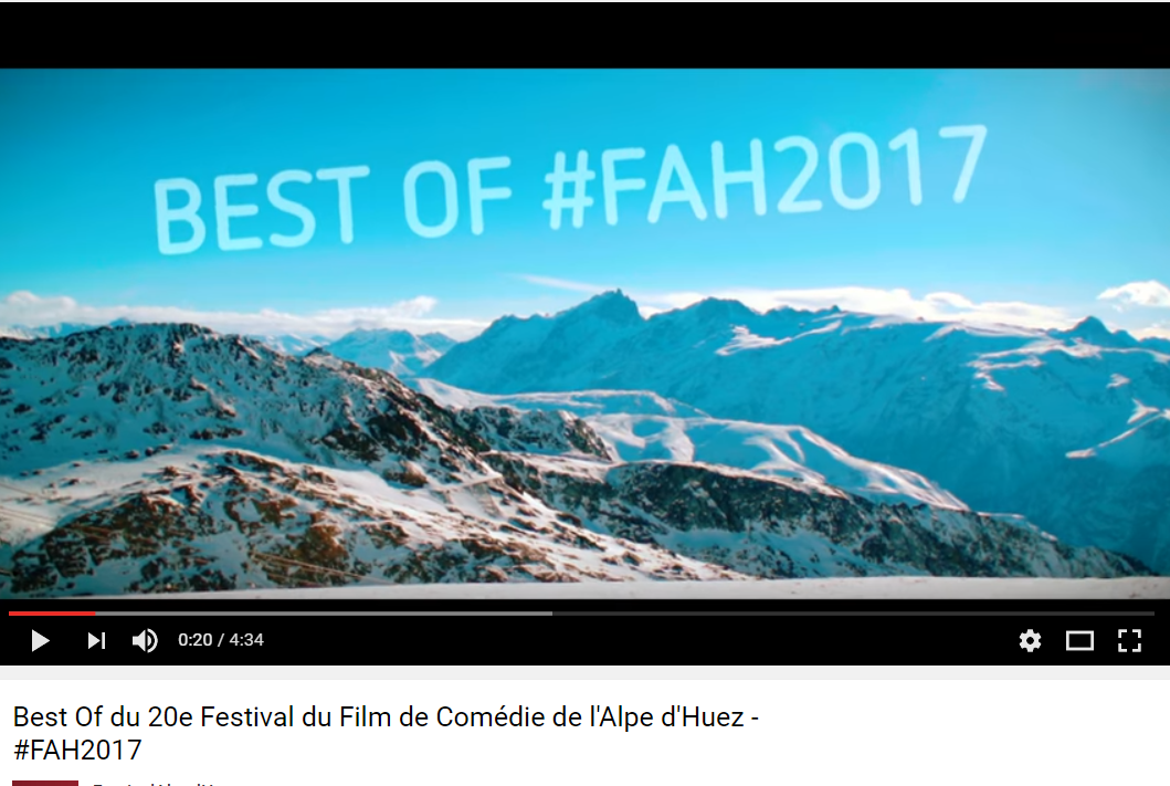 Video BEST OF 2017